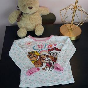 Nickelodeon Long Sleeve Girls T Shirt